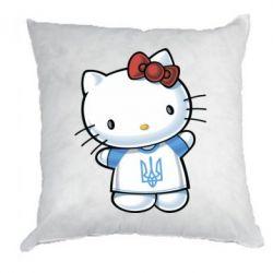 Подушка Hello Kitty UA - FatLine