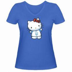 ������� �������� � V-�������� ������� Hello Kitty UA - FatLine