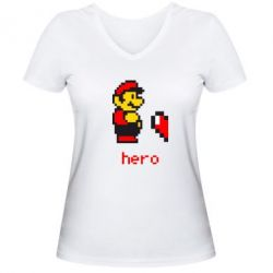 ������� �������� � V-�������� ������� Hero Mario - FatLine