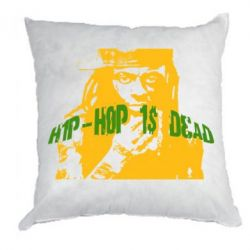 Подушка Hip Hop is dead Lil Wayne - FatLine