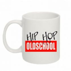 Кружка 320ml Hip Hop oldschool - FatLine