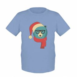 ������� �������� Hipster Christmas Bear - FatLine