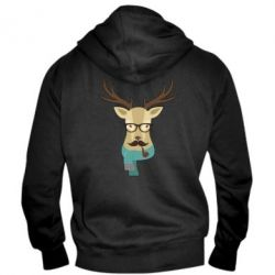 ������� ��������� �� ������ Hipster Christmas Deer - FatLine