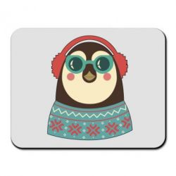 ������ ��� ���� Hipster Christmas Penguin - FatLine