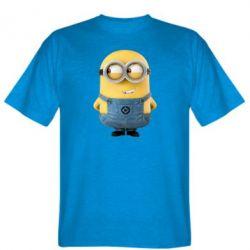 Мужская футболка Хитрый миньон - FatLine