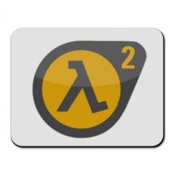 Коврик для мыши HL 2 logo - FatLine