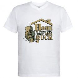 ������� ��������  � V-�������� ������� Home is where you drop your ruck