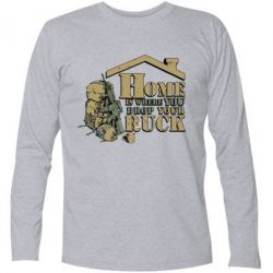 �������� � ������� ������� Home is where you drop your ruck