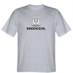 Мужская футболка Honda 3D Logo - FatLine