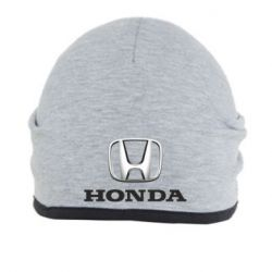 Шапка Honda 3D Logo - FatLine