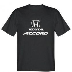 Мужская футболка Honda Accord - FatLine