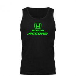 Мужская майка Honda Accord - FatLine