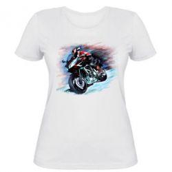 Женская футболка Honda art 2
