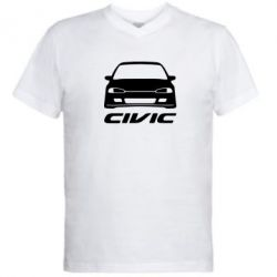 ������� ��������  � V-�������� ������� Honda Civic