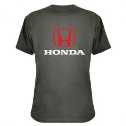 Камуфляжная футболка Honda Classic - FatLine