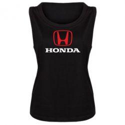 Женская майка Honda Classic - FatLine