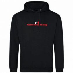 Толстовка Honda F1 Racing - FatLine