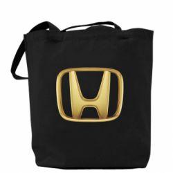����� Honda Gold Logo - FatLine