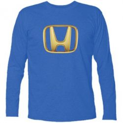�������� � ������� ������� Honda Gold Logo - FatLine