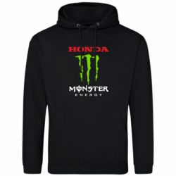 Толстовка Honda Monster Energy - FatLine