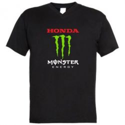 ������� ��������  � V-�������� ������� Honda Monster Energy - FatLine