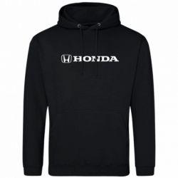Мужская толстовка Honda Small Logo - FatLine