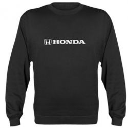 Реглан Honda Small Logo - FatLine