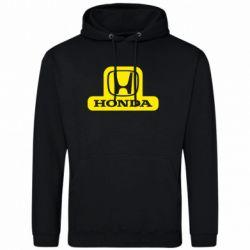 Мужская толстовка Honda Stik - FatLine