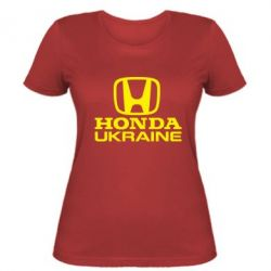 Женская Honda Ukraine - FatLine