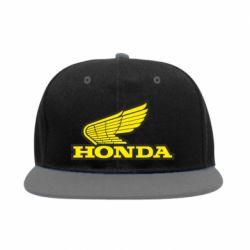 Снепбек Honda Vintage Logo - FatLine
