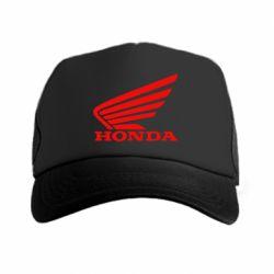 Кепка-тракер Honda - FatLine