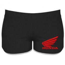Жіночі шорти Honda - FatLine