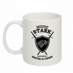 Кружка 320ml House Stark Winterfell - FatLine