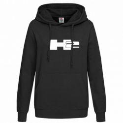 Женская толстовка Hummer H2 - FatLine