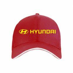 кепка Hyundai 2 - FatLine