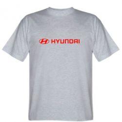 Мужская футболка Hyundai 2 - FatLine