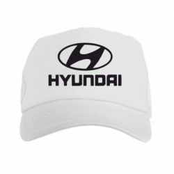 Кепка-тракер Hyundai Small - FatLine