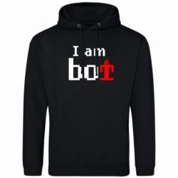 Толстовка I am Bot - FatLine