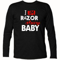 �������� � ������� ������� I am RAZOR sharp Baby - FatLine