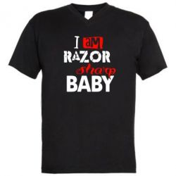 ������� ��������  � V-�������� ������� I am RAZOR sharp Baby - FatLine