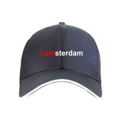 кепка I amsterdam - FatLine