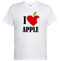 ������� ��������  � V-�������� ������� I love APPLE