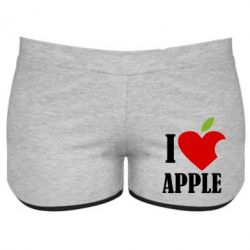 ������� ����� I love APPLE - FatLine