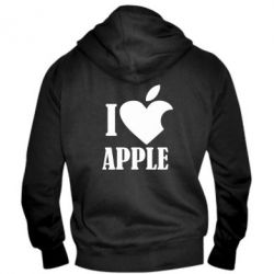 ������� ��������� �� ������ I love APPLE