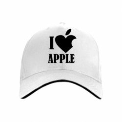 кепка I love APPLE - FatLine