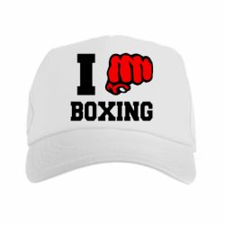 �����-������ I love boxing