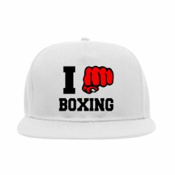 Снепбек I love boxing - FatLine