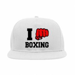 Снепбек I love boxing - FatLine