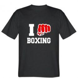 I love boxing - FatLine