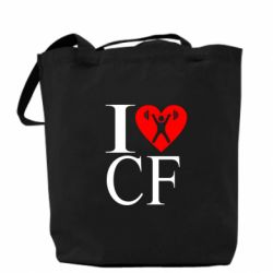 Сумка I love CF - FatLine
